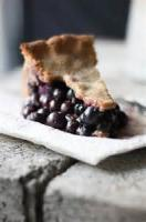 Desserts - Summertime Blueberry Tart