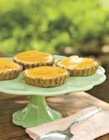 Desserts - Tart -  Nutty Cheese Tarts