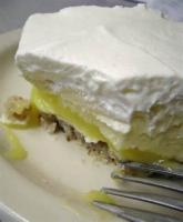 Desserts - Pudding Mix -  Lemon Layered Dessert