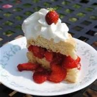 Desserts - Summer Holiday Shortcake