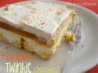Desserts - Twinkie Dessert