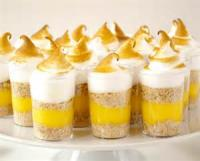 Desserts - Lemon Meringue Dessert