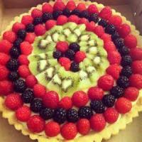 Desserts - T  Fruit Tarts