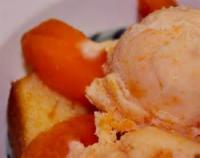 Desserts - Apricot Ice