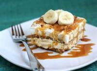 Desserts - Tiramisu -  Banana Tiramisu
