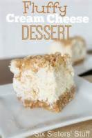 Desserts - Cream Cheese Dessert