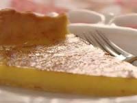 Desserts - Tart -  Lemon Brulee' Tart