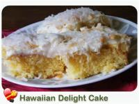 Desserts - Hawaiian Delight Dessert
