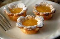 Desserts - Lemon Curd Tarts