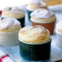 Desserts - Grand Marnier Souffle