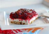 Desserts - Raspberry Dessert