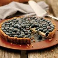 Desserts - Tart -  Blueberry Tart