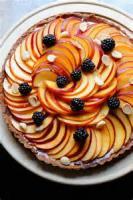 Desserts - Tart -  Summer Peach Tart