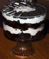 Desserts - Chocolate Trifle