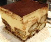 Desserts - Olive Garden Tiramisu