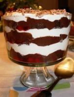 Desserts - Black Forest Trifle