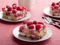 Desserts - Tiramisu -  Raspberry Tiramisu