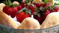 Desserts - Strawberry Tiramisu