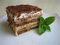 Desserts - Tira Mi Su (pick Me Up)