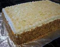 Diabetic - Carrot Cake