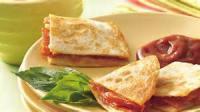 Desserts - Tortilla -  Pumpkin Pie Quesadillas
