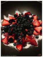 Desserts - Razzleberry Trifle