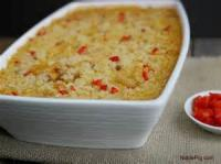 Casseroles - Poultry Cheesy Cajun Rice And Chicken