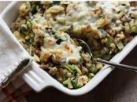 Casseroles - Rice -  Brown Rice Casserole