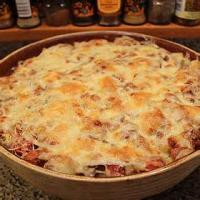 Casseroles - Pasta -  Macaroni And Tomato Bake