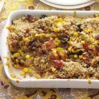 Casseroles - Rice -  Grandmother's Rice Dish