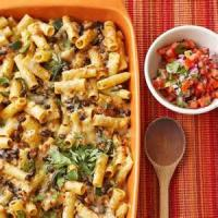 Casseroles - Pasta -  Mexican Flavored Macaroni And Cheese