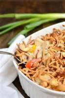 Casseroles - Poultry Chicken Cashew Casserole