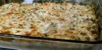 Casseroles - Pasta German Hot Noodle Salad