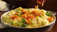 Casseroles - Rice -  Green Rice Casserole