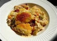Casseroles - Poultry Turkey Or Chicken Pot Pie