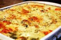Casseroles - Rice -  Baked Italian Rice