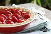 Diabetic - Pie -  Fresh Strawberry Pie