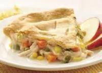 Diabetic - Chicken -  Chicken Pot Pie