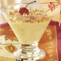 Diabetic - Pineapple Coconut Nut Pudding