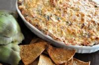 Dips - Artichoke -  Artichoke And Spinach Dip