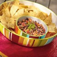 Dips - Bean -  Tex Mex Black Bean Dip
