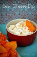 Dips - Cheese -   Beer White Cheese Dip