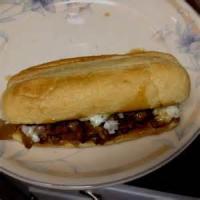 Dips - Cheese -  White Cheese Dip By Ann Sanders