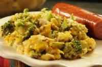 Casseroles - Vegetable -  Broccoli-rice Whiz