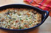Casseroles - Rice Golden Rice Bake