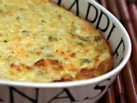 Casseroles - Rice Green Chile Cheese And Rice Bake