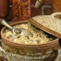 Casseroles - Turkey Hearty Turkey And Mushroom Casserole