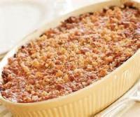 Casseroles - Vegetable -  Butternut Squash, Apple And Leek Gratin