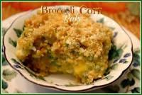 Casseroles - Rice -  Rice Corn Casserole