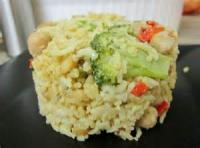 Casseroles - Vegetable Broccoli-rice Casserole
